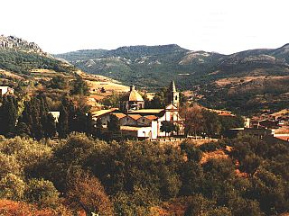 Scano di Montiferro Comune in Sardinia, Italy