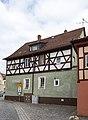 Scheinfeld, Würzburger Straße 1 20170423 001.jpg