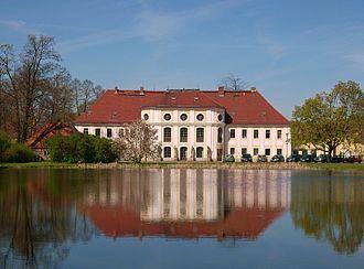 Königswartha - Image: Schloss Königswartha 2