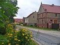 Schlunkendorf - Dorfstrasse (Village Street) - geo.hlipp.de - 39192.jpg