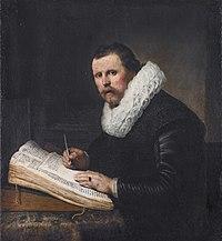Scholar at his desk (1631), by Rembrandt van Rijn.jpg