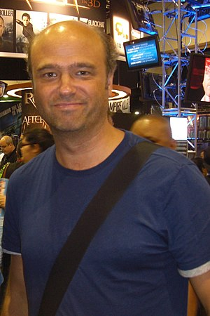 Scott Adsit - Adsit at the 2010 Comic-Con International
