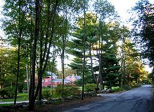 Scott's Woods Historic District - Image: Scotts Woods HD Milton MA