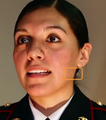 Screen capture from a DoD video about Remedios Cruz -b - 2015-12-18 (cropped).png