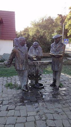 Sculpture dedicated to Mimino.JPG
