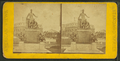 Sculpture of Lincoln freeing a slave by Thomas Ball in Park Square, from Robert N. Dennis collection of stereoscopic views.png