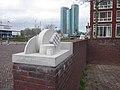 Sculptuur klein 1 Parkhaven noordoost Ruud Kuijer Utrecht.jpg