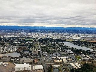 SeaTac, Washington City in Washington, United States