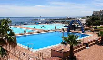 Sea Point - The Sea Point Pavilion Swimming Pool
