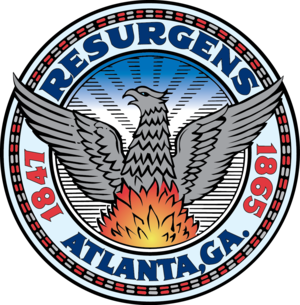 English: Seal of Atlanta.
