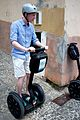 Segway riding in Santa Maria Maior, Funchal - July 2012.jpg