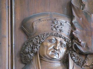 Bernhard II, Margrave of Baden-Baden Margrave of Baden-Baden