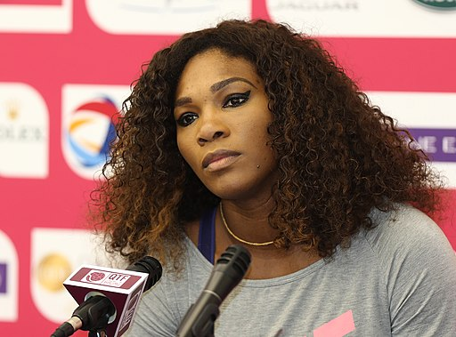 Serena Williams Doha 2013