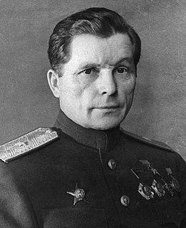 Sergey Ilyushin Soviet aircraft engineer and designer (1894-1977)
