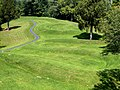 Serpent Mound - an ancient Native American ceremonial structure