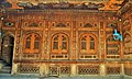 Sethi House wooden decoration on wall.jpg