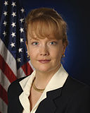 Shana Dale, official NASA photo portrait, 2005.jpg