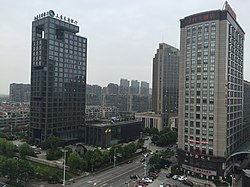 Downtown Shangyu