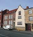 Shaped gable, Church Street, Whitby - geograph.org.uk - 1457261.jpg