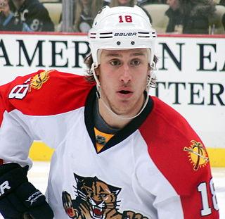 Shawn Matthias Canadian ice hockey player