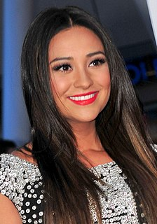 Shay Mitchell Canadian actress, model, entrepreneur and author