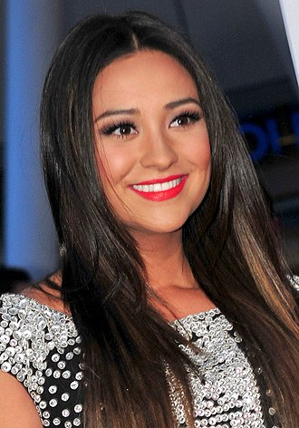 Shay Mitchell - Mitchell at the 38th People's Choice Awards in January 2012