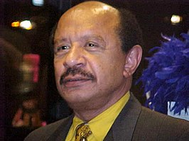 Sherman Hemsley in 1999