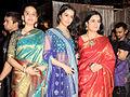 Shraddha Kapoor at the wedding reception of Honey Bhangani (2).jpg