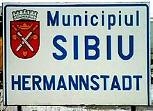 Sibiu - Wikipedia, the free encyclopedia