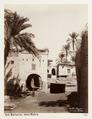 Sidi-Barkat i gamla Biskra, Algeriet - Hallwylska museet - 107941.tif