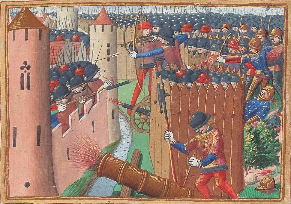 Siege orleans