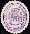 Siegelmarke Magistrat der Königlich Bayerischen Stadt Gerolzhofen W0229347.jpg