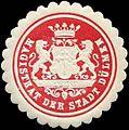Siegelmarke Magistrat der Stadt Dülmen W0311550.jpg