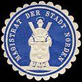 Siegelmarke Magistrat der Stadt Norden W0235501.jpg