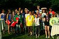 Siegerpokal im Schülerwettbewerb beim Boulefestival Hannover 2012 III.jpg