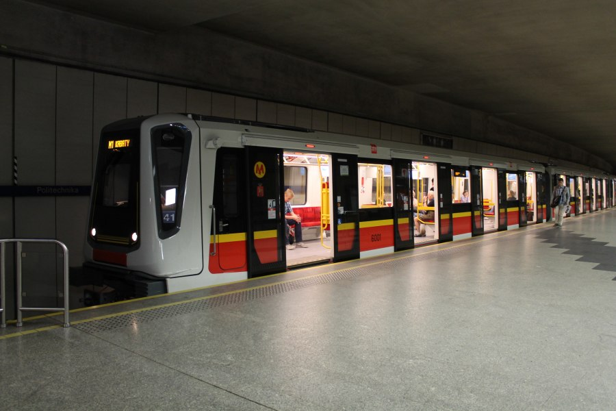 Siemens Inspiro, A11 Politechnika, 2015-08-01