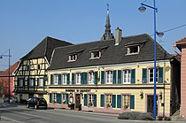 Sierentz, L'auberge Saint-Laurent.jpg
