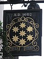 Sign for The Seven Stars, Carey Street, WC2 - geograph.org.uk - 1145281.jpg