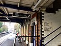 Signage at Poynton railway station.jpg