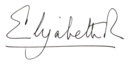 Signature of Elizabeth II.png