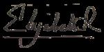 Signature of Elizabeth II.png