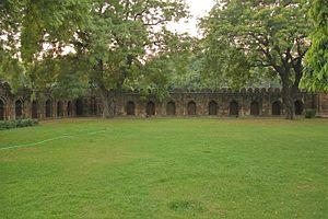 Tomb of Sikandar Lodi - Image: Sikandar Lodi's tomb wall