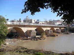 Taşköprü (Silifke) - Image: Silifke Bridge Mersin Province