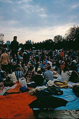 Free festival - Image: Simon and Garfunkel 10 146