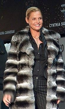 Simona Ventura nel 2006.