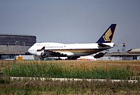 9V-SMG - A359 - Singapore Airlines