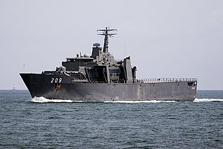 RSS <i>Persistence</i> (209) Endurance-class landing ships of the Republic of Singapore Navy