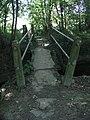 Single slab stone bridge - geograph.org.uk - 235051.jpg