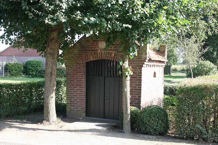 Sint-Corneliskapel in Molenbeersel.