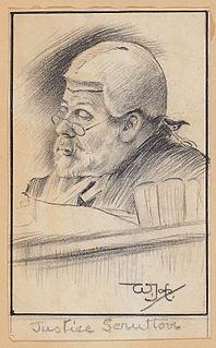 Thomas Edward Scrutton British legal professional